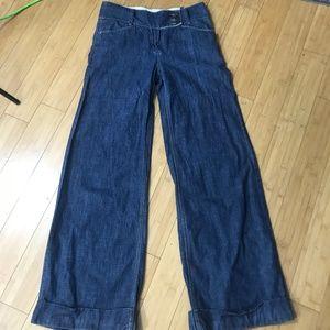 BCBG Jeans - Flare Leg - Size 27 - Medium Wash